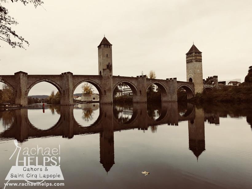Cahors France Rachael HELPS