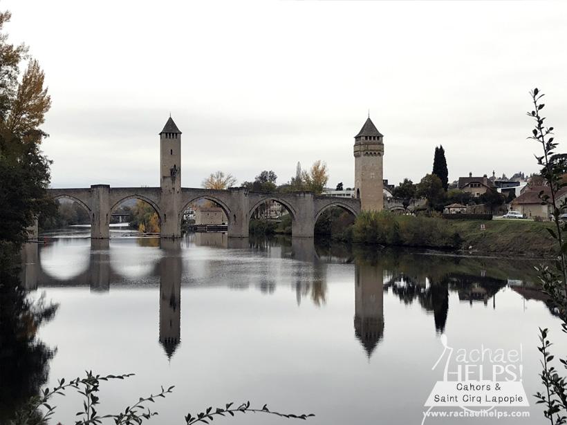 Pont Valentré: the Valentré bridge
