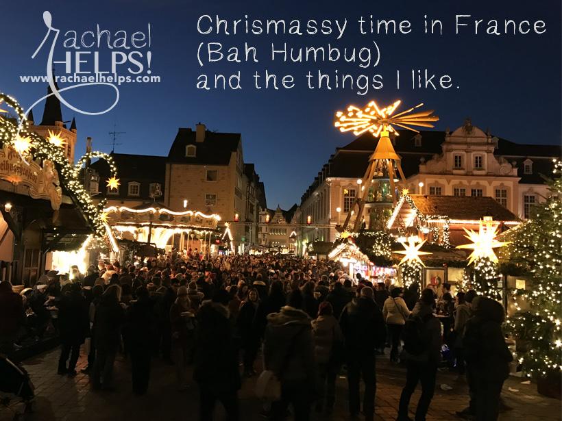 Trier Germany, Christmas Market 2016