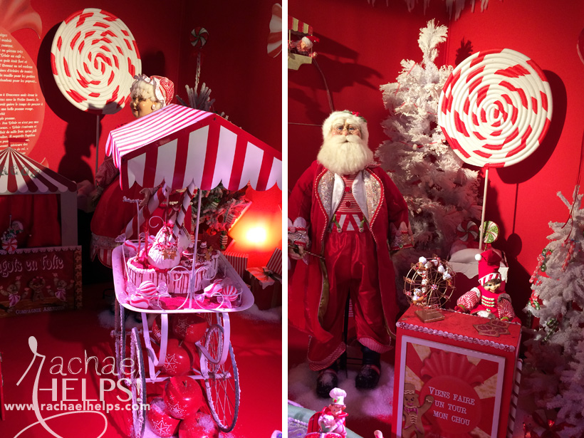 Toulouse France Christmas market 2015